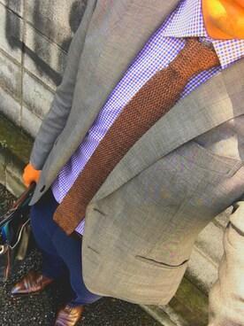 gencho☆さんの(suit select)を使ったコーディネート