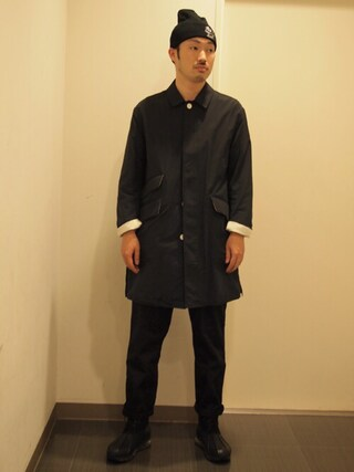 Revelations/|tado_billさんの「Name. Tomo&co AIR SOLE BOOTS(Name.|ネーム)」を使ったコーディネート