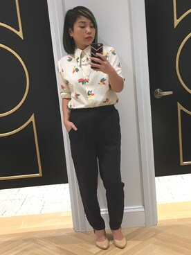 (H&M) using this Cynister looks