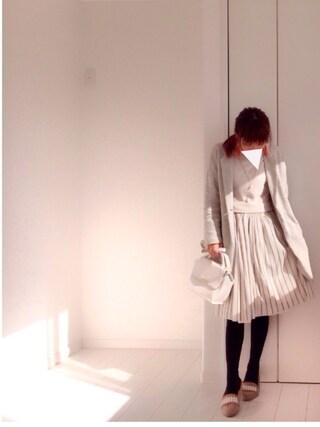 花さんの(RETRO GIRL|レトロガール)を使ったコーディネート