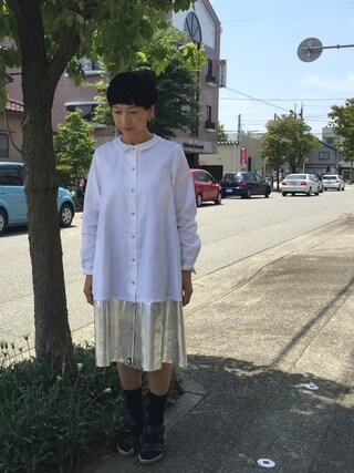MaTiLDeさんの(petite robe noire|プティ ローブ ノアー)を使ったコーディネート
