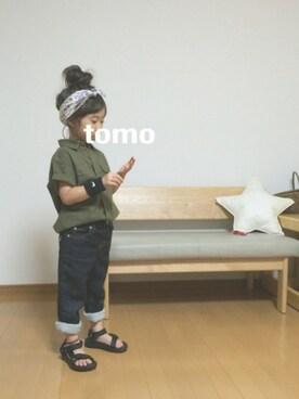 aya*tomoさんの(green label relaxing|グリーンレーベルリラクシング)を使ったコーディネート