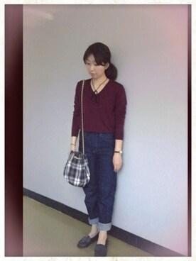 Chiemi さんの(RANDA|ランダ)を使ったコーディネート