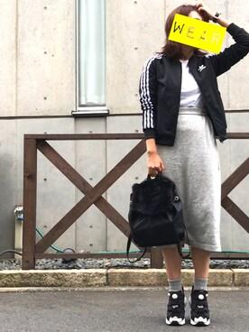 #K58さんの(adidas|アディダス)を使ったコーディネート