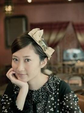 CurtainCall OnlineShop 酒井 景都さんの(Atelier Senka アトリエセンカ)を使ったコーディネート
