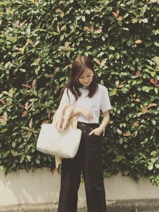 CurtainCall OnlineShop|酒井 景都さんの「MARNI Denim pants(Marni|マルニ)」を使ったコーディネート