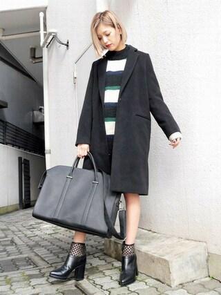 EMODA渋谷109店|徳永美乃里さんの「【2017年福袋】EMODA(EMODA|エモダ)」を使ったコーディネート