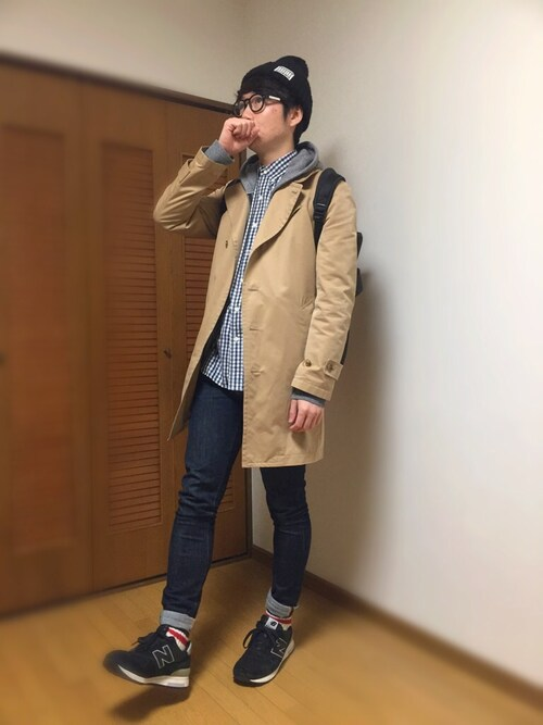 ジーンズ(デニム)の着こなし方【メンズ・コーディネート】