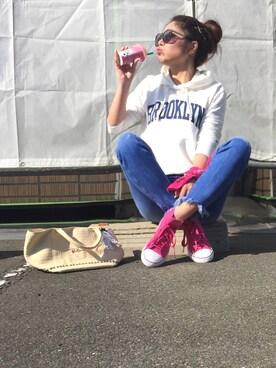 hoshi_romiさんの(SHIPS for women|シップスフォーウィメン)を使ったコーディネート