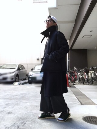 (Sacai) using this Satoru looks