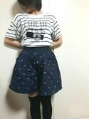 和瀬凛さんの「【SELECTED FOR PLAIN CLOTHING】ライトブルー(PLAIN CLOTHING|プレーンクロージング)」を使ったコーディネート