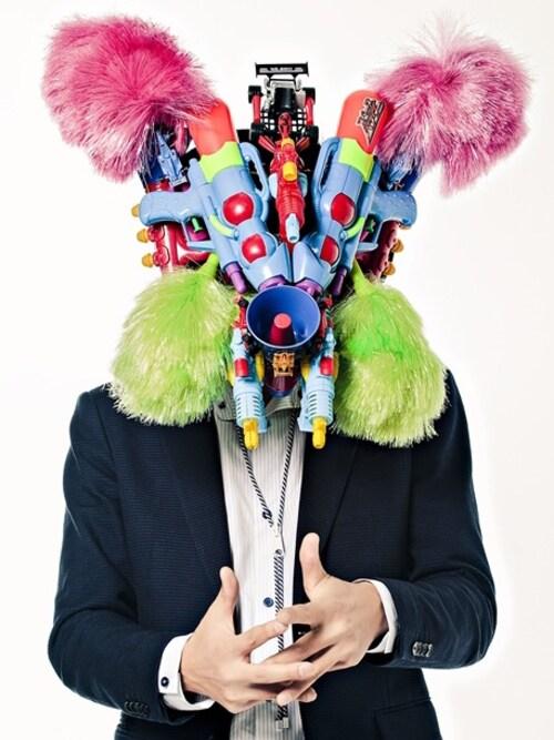 Revelations/ ITOさんの「【Revelations/別注】 narifuri Dobby houndstooth tailored jacket(narifuri)」を使ったコーディネート
