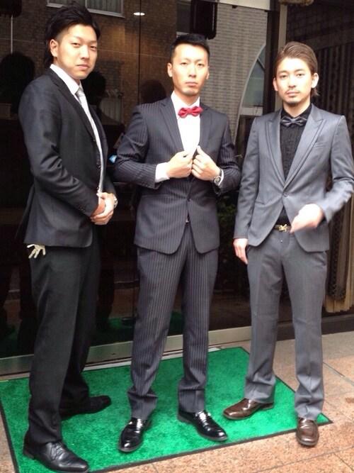結婚式 二次会 服装 カジュアル 男性