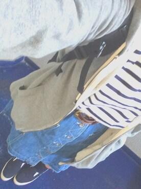 hanaさんの(w closet|ダブルクローゼット)を使ったコーディネート