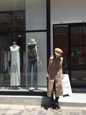 LIFE's堀江店|RISA KANさんの(TODAYFUL|トゥデイフル)を使ったコーディネート