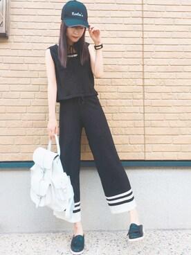 前田希美さんのコーディネート