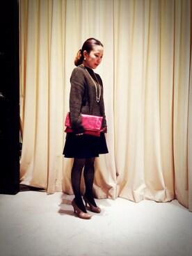 actuel アクア広島店|asakoさんの(JETTE|ジュテ)を使ったコーディネート
