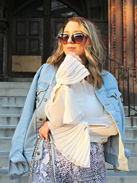 (DKNY DONNA KARAN NEW YORK) using this Nina Vasiljević looks