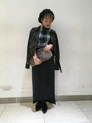 MIDWEST OSAKA LUCUA|saki enomotoさんの(603|ロクマルサン)を使ったコーディネート