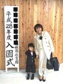 8-sukeさんの「Smoothy Set up Suit (ショーツ) / スムージー セットアップスーツ (ショーツ)(Smoothy|スムージー)」を使ったコーディネート