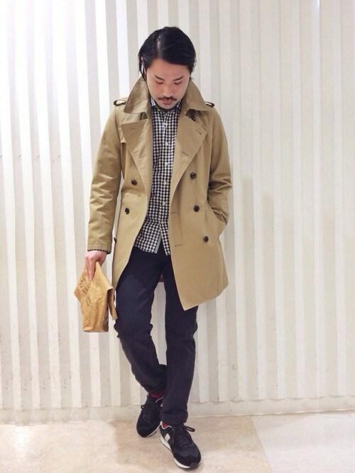 MORGAN HOMME新宿MEN | PAPASOLTさんの ...