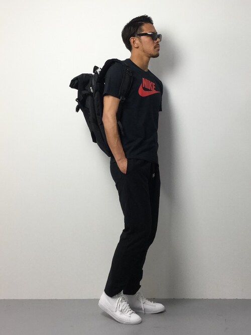 ZOZOTOWNryoma nagaokaさんのTシャツ/カットソー「NIKE / FUTURA ICON TEE(AS)(NIKE ナイキ)」を使ったコーディネート
