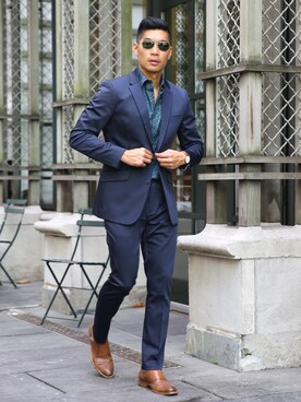 (Perry Ellis) using this Levitate Style looks