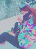 hitomiさんの「SUNSET ART SERIES SP(ROXY|ロキシー)」を使ったコーディネート