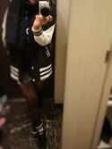 yoshiko#♪さんの「≪emmaちゃん着用≫VISION コラボスニーカー(E hyphen world gallery|イーハイフンワールドギャラリー)」を使ったコーディネート