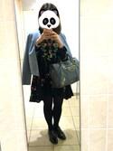 「Balenciaga City Mini Textured-Leather Shoulder Bag(Balenciaga)」 using this risa looks