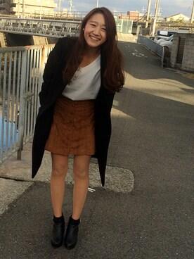 Mikakoさんの(PINKY&DIANNE|ピンキーアンドダイアン)を使ったコーディネート