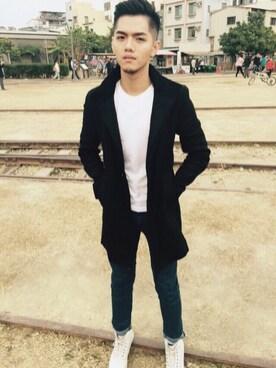 Hugo Ming LINさんの「Wear to Wear(ZARA MAN)」を使ったコーディネート