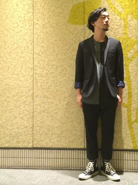 「00STAZ0PANI(DIESEL)」 using this DIESEL そごう横浜店 (MEN'S)|taiki looks