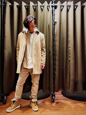 DIESEL そごう横浜店 (MEN'S)|taikiさんの(DIESEL|ディーゼル)を使ったコーディネート