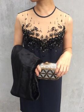 THE DRESS THEDRESSさんの(TOMORROWLAND トゥモローランド)を使ったコーディネート