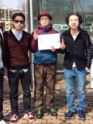 SIXTY ONE ARROW ミント神戸店|森山 卓哉さんの(THE NORTH FACE|ザノースフェイス)を使ったコーディネート
