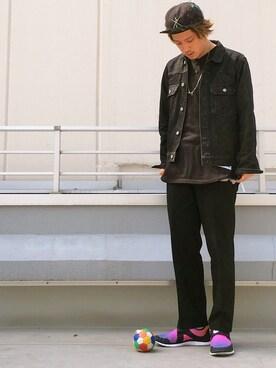 daiki_kikuchiさんの(PHINGERIN|フィンガリン)を使ったコーディネート
