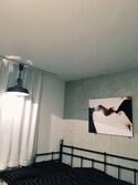 黒石奈央子さんの「BOLSA LAMP BK ◆ ボルサランプ ブラック(ACME FURNITURE|アクメファニチャー)」を使ったコーディネート
