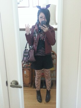 (FOREVER 21) using this ゆーひ looks