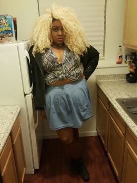 (Dolce Vita) using this Imani Alicia Smith looks