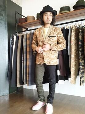 FLANAGE仙台店|FLANAGE_kanekoさんのコーディネート