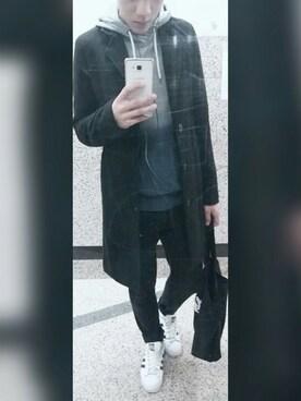(adidas) using this TACYRE_JJ looks