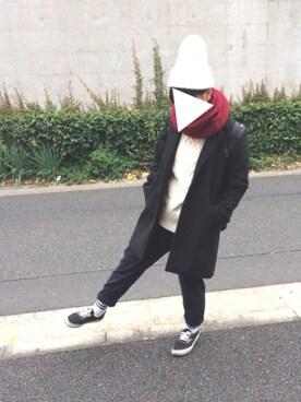 YUKIさんの(E hyphen world gallery|イーハイフンワールドギャラリー)を使ったコーディネート