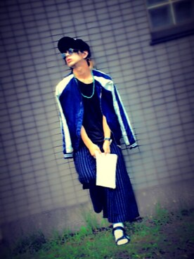 「WEGO/NY BBキャップ(WEGO)」 using this Shu looks