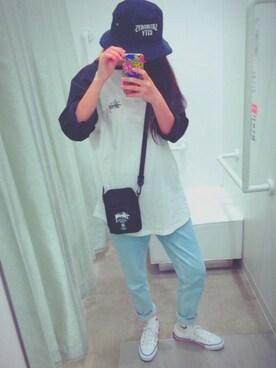 #yuiさんの(FOREVER 21|フォーエバー トゥエンティーワン)を使ったコーディネート
