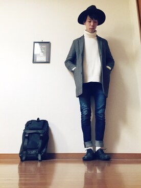 Yutaroさんの(VICTIM|ヴィクティム)を使ったコーディネート
