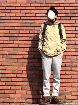 hiroki.│UNIQLOのニット・セーターコーディネート
