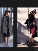 「FOREVER 21 Ribbed Knit Sweater Dress(Forever 21)」 using this miho🅰ニコ looks