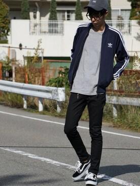 MKTさんの(adidas|アディダス)を使ったコーディネート