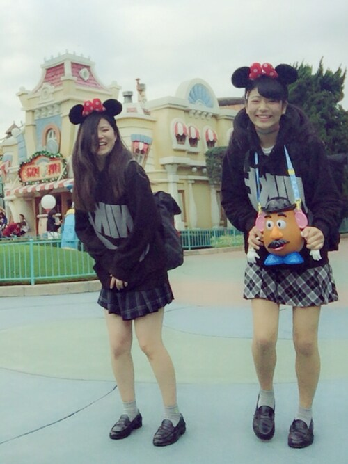 nagisaさんの(Disney)を使ったコーディネート